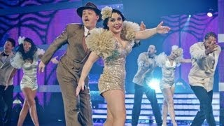 Dani Harmer and Tyger Drew-Honey Do Bugsy Malone - Let