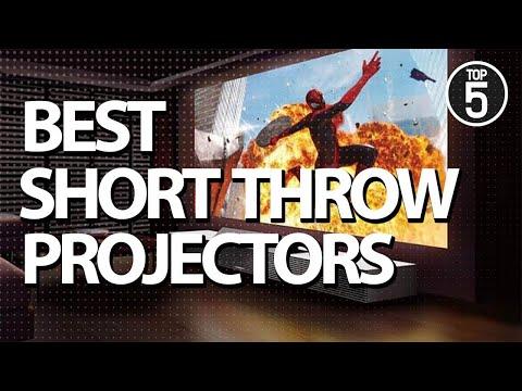 Best Short throw Projectors