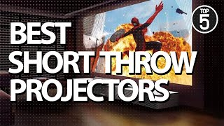 Best Short throw Projectors 2018
