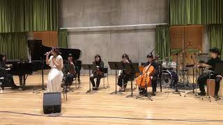 Gambar cover LAST STARDUST /Aimer -Piano,Strings,Perc. cover