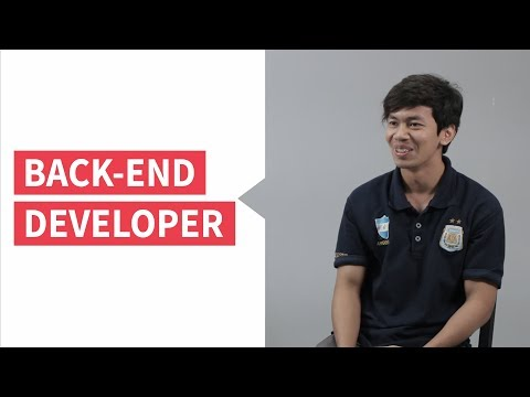 Apa itu Back End Developer?