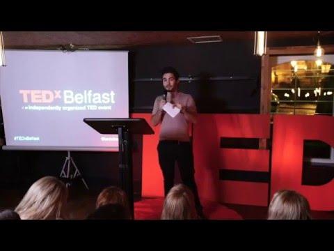 TEDx Belfast talk: FULL LIVE FEED (November 2015)