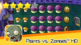 Plants vs  Zombies™ HD Adventure 2 Night 09 Walkthrough The zombies are coming! Recommend index five