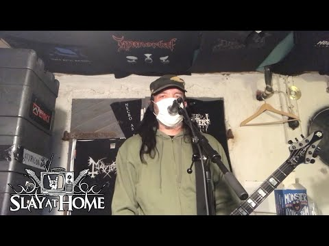 CADAVER Full Set From Slay At Home Festival | Metal Injection