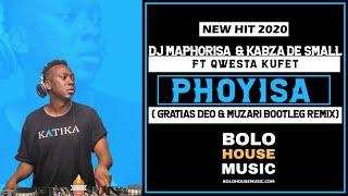 Gambar cover DJ Maphorisa & Kabza De Small - Phoyisa ft Qwesta Kufet (Gratias Deo & Muzari Bootleg Remix)