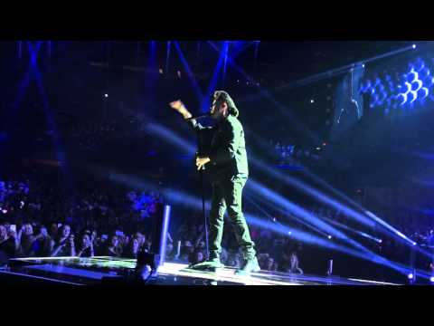 The Weeknd ft. Belly - Acquainted/Might Not live at The 2016 Juno Awards