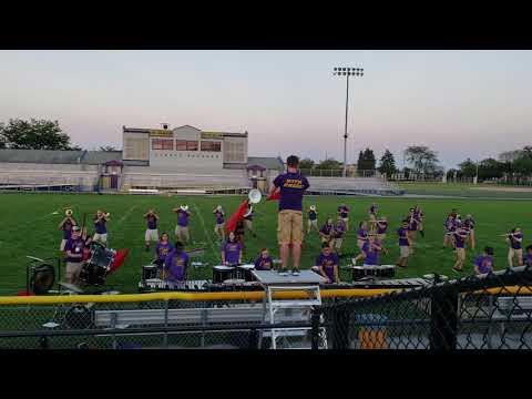 Cudahy High School Band Tailgate Performance 08.23.18