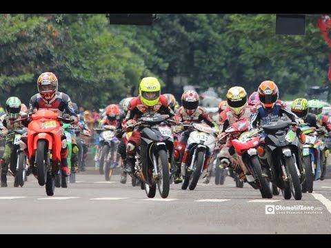 Road Race Terkeren INDONESIA Di Brigif 2016 FULL