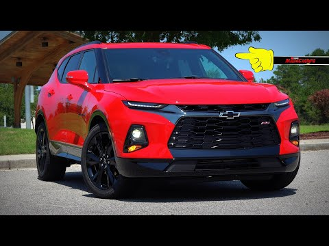 New Chevrolet Blazer RS - Ultimate In-Depth Look In 4K