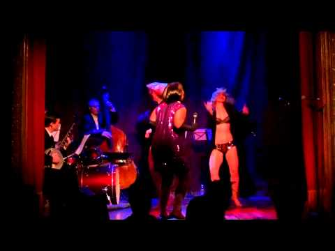 The End Times Cabaret presents THE GREAT CRASH
