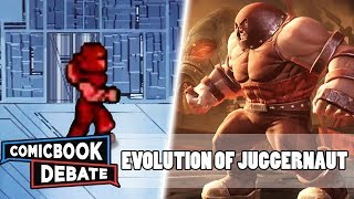 Evolution of Juggernaut in Games in 13 Minutes (2018)