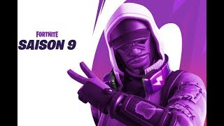 [FORTNITE/PS4/EN] [FACECAM] CARTE PSN A WIN !!! I'm buying THE SAISON COMBAT PAS 9 !!!!