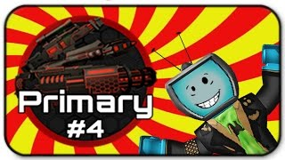 Roblox Zombie Rush - Primary Pack 4 Gameplay - Rapid Fire Headshots For Everyone