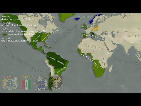EU4 - Timelapse MP: Conquest of Paradise  