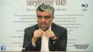 Kuran Sohbetleri Nisa Suresi 46.Ayet-Abdülaziz BAYINDIR