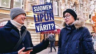 Mitä Venäläiset Tietää Suomesta?🤔 (FIN SUB)