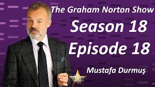 The Graham Norton Show S18E18 Sir Elton John, Jack Black, Ben Stiller, Penelope Cruz, Owen Wilson
