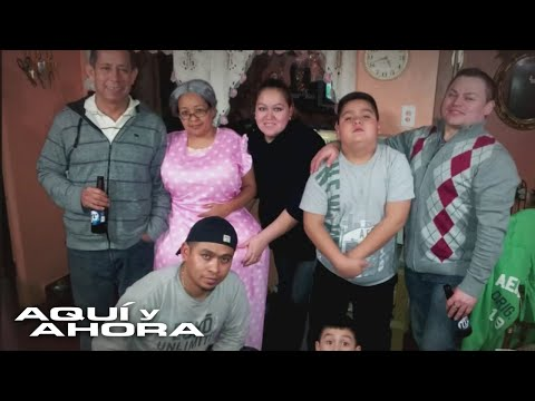 Misteriosa masacre dejó solo a este padre de familia