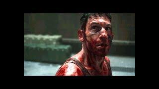 Marvel's The Punisher 1x12 Full Scene Frank Castle Kills Rawlins/Agent Orange Death Scene