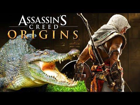Crocodile Hunter - Assassin's Creed Origins