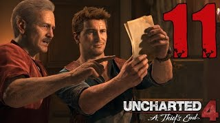 IL SEGRETO SVELATO! - UNCHARTED 4: FINE DI UN LADRO [Walkthrough Gameplay ITA HD - PARTE 11]
