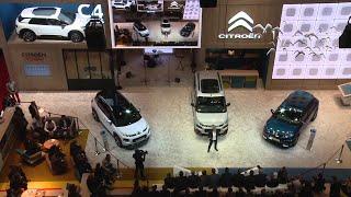 Conférence de presse Citroën - Salon Automobile de Genève 2018