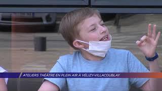 Ateliers théâtre en plein air à Vélizy-Villacoublay