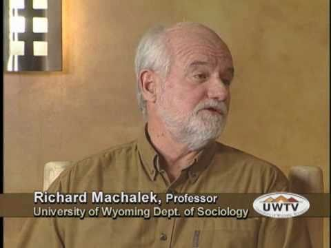 Sociobiology and Evolution: A Wyoming Signatures interview with Richard Machalek