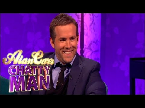 Ryan Reynolds - Full Interview on Alan Carr: Chatty Man