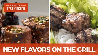 How to Revamp Your Grilling with Grilled Bun Cha and Negimaki