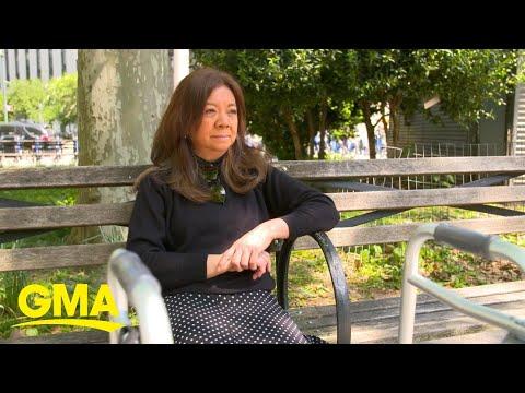 Woman attacked in alleged anti-Asian NYC hate crime breaks silence l GMA