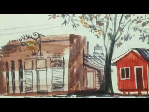 Three Artists Paint Goldrush Country
