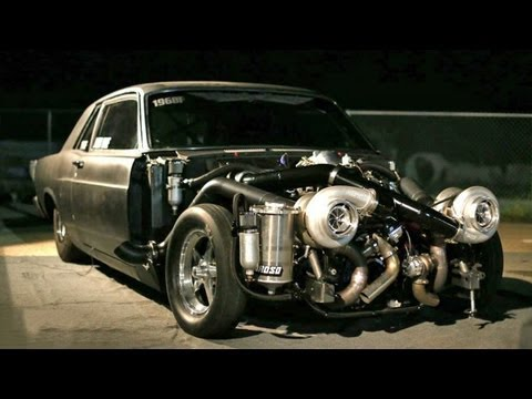 2600hp Ford Falcon??? The DIRTY BIRD