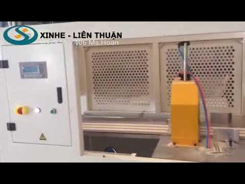 Máy sản xuất tấm ốp tường gỗ nhựa PVC | Công nghệ tân tiến nhất | 0979.555.406