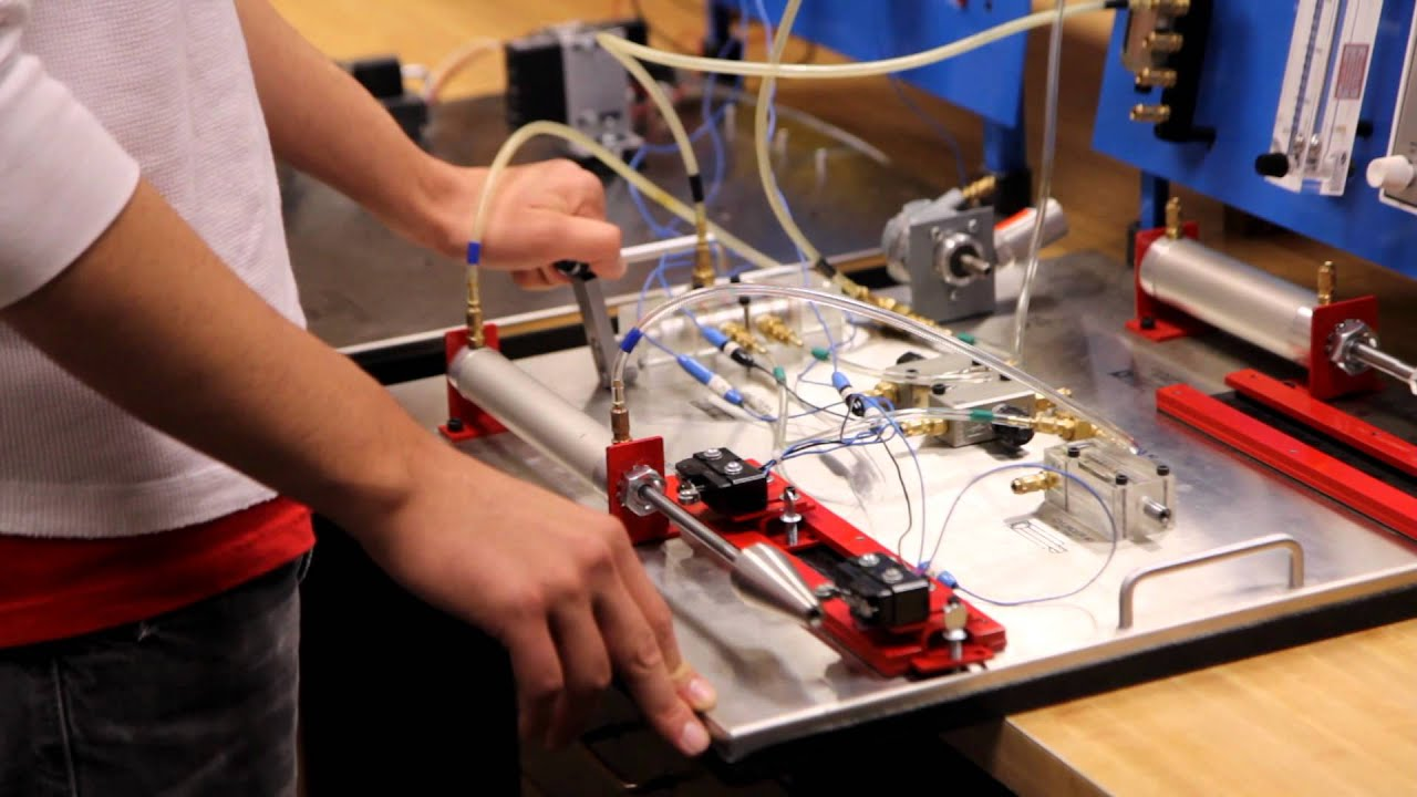 Engineering and Industrial Technology - YouTube