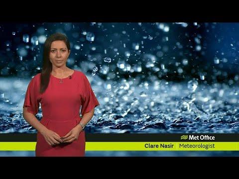 Thursday mid-morning forecast 15/03/18
