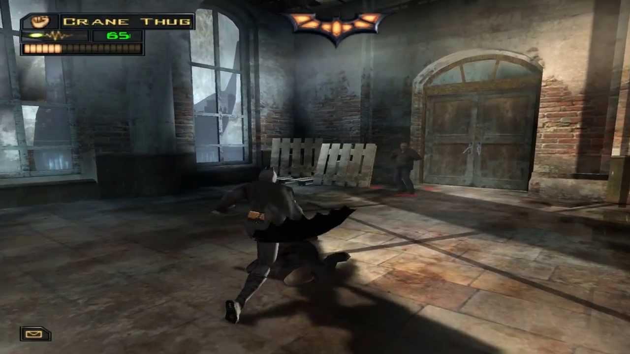 Dolphin Emulator 4 0 Batman Begins 1080p Hd Nintendo