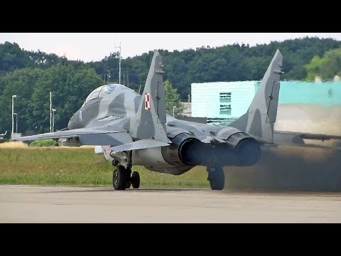 MiG-29 Polish Air