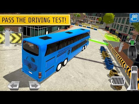 Bus Station Learn to Drive (by Play With Games) Android Gameplay [HD]