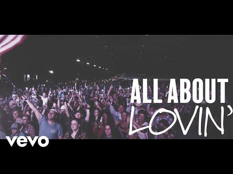 Josh Ward - All About Lovin' (Lyric Video)