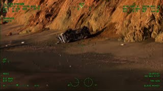 18-Year-Old Critical After SUV Plunges Off Cliff