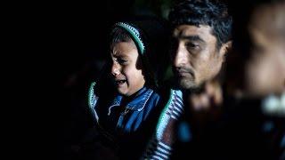 داعش يستخدم المدنيين في مدينة منبج كدروع بشرية