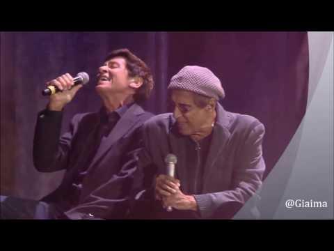 Adriano Celentano e Gianni Morandi -Ti penso e cambia il mondo - Live 2012