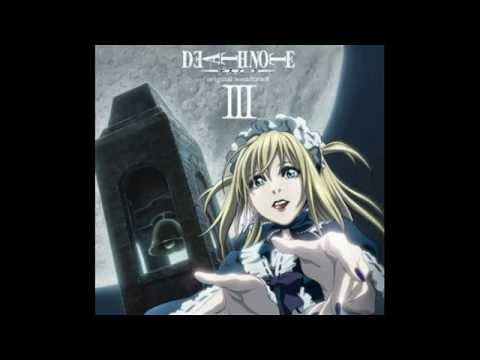 """Death Note OST III - """"L"""""""