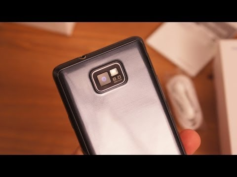 Samsung Galaxy S II Plus GT I9105P Review Test deutsch HD