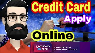 Credit Card Apply Online Instant Approval | SBI Credit Card Online Apply| Yono Sbi Credit Card ||