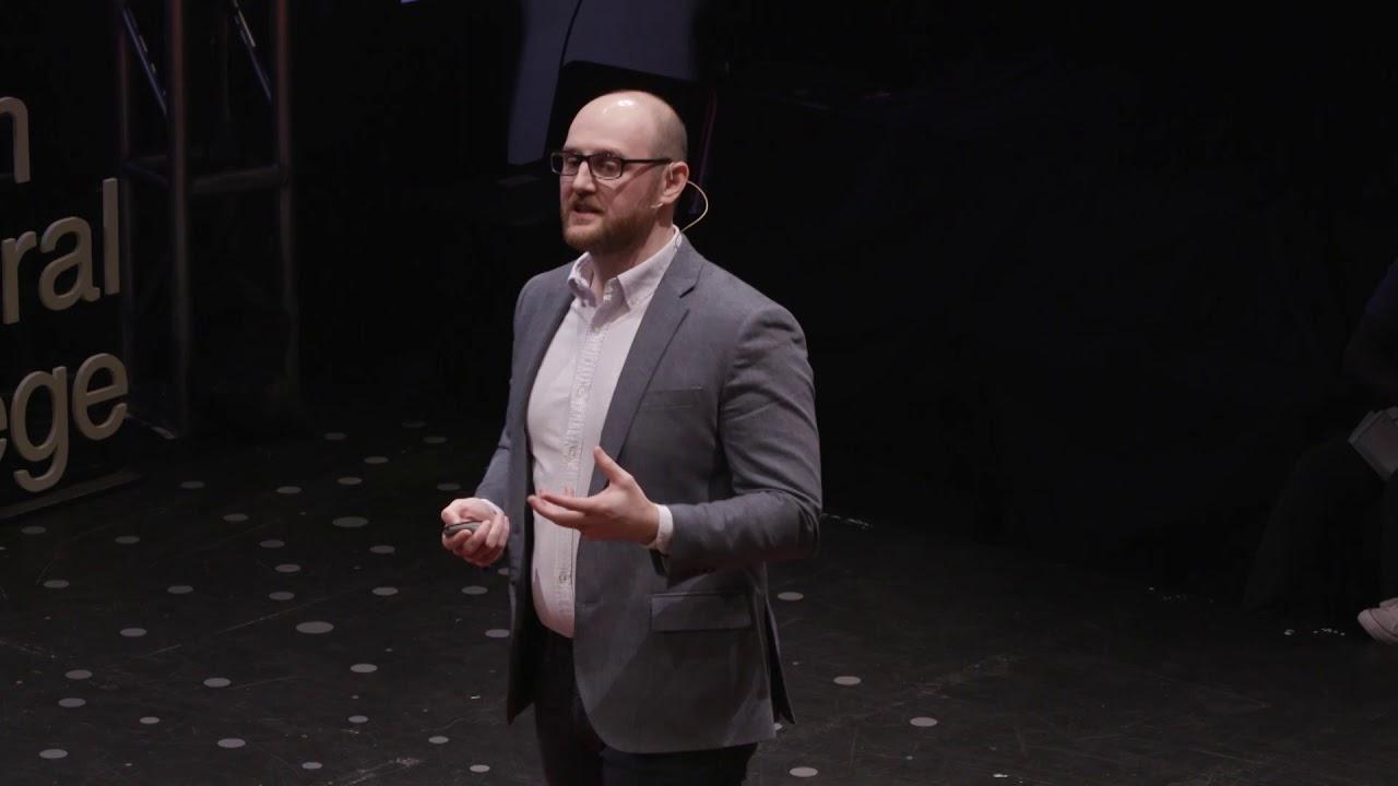 Forward: When Better Beats Perfect | Kai Ruggeri | TEDxNorthCentralCollege