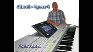 Alfred Tyros 4 - Foxie Foxtrot