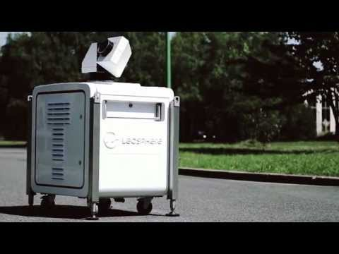 LEOSPHERE's products: WINDCUBE®400S-AT: 3D WIND DOPPLER LIDAR for Air trafic Management-