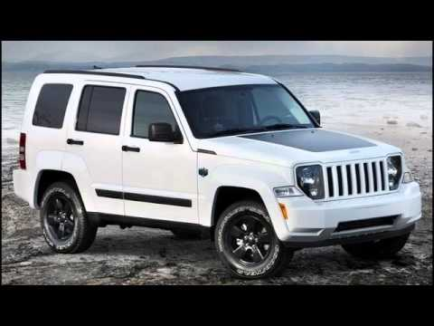 2017 Jeep Liberty Arctic Sport 4x4 Models